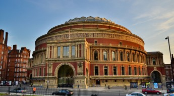 Performance at the Royal Albert Hall - Movie Mash Up