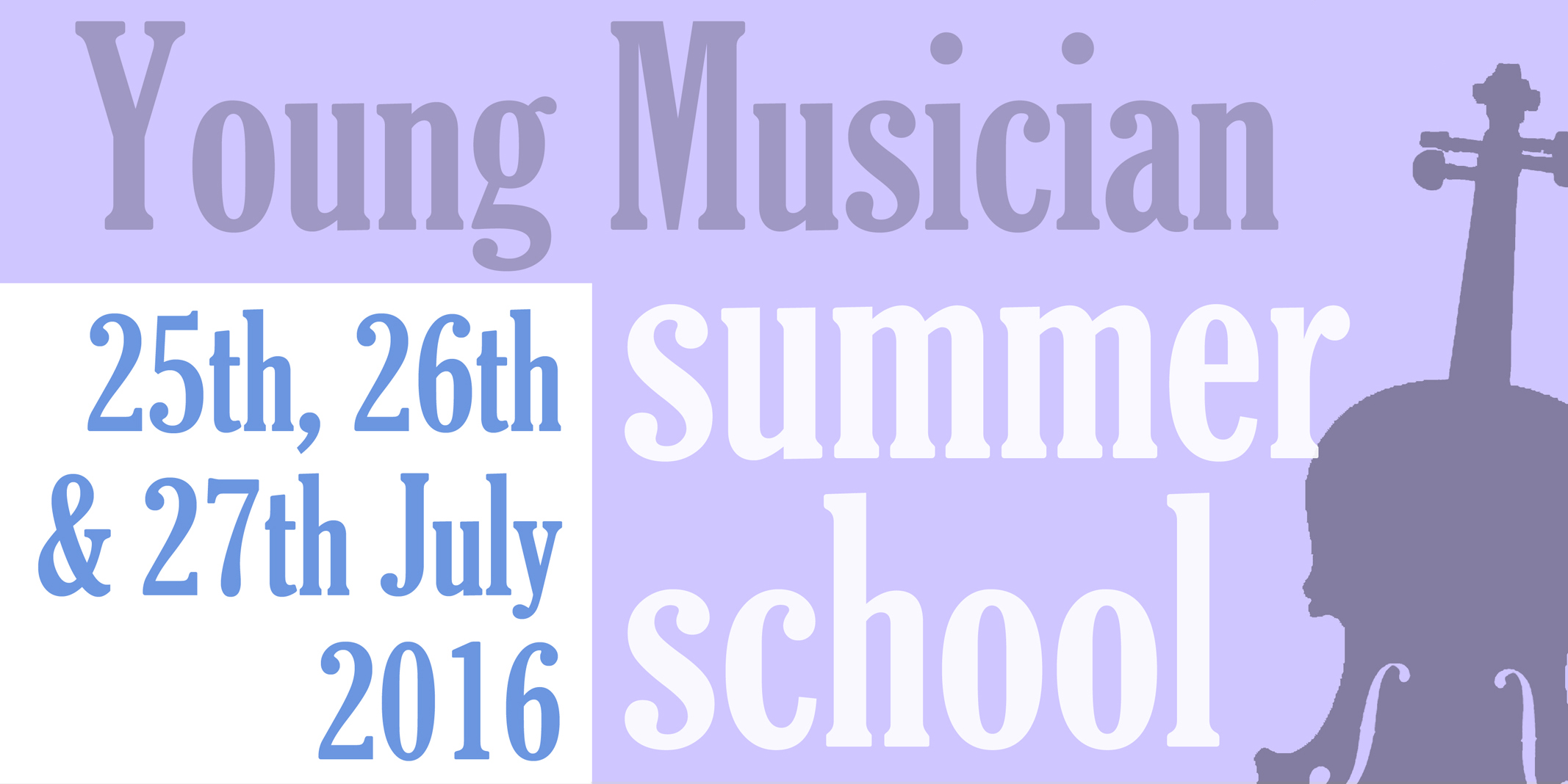 3453Young Musician Summer School
