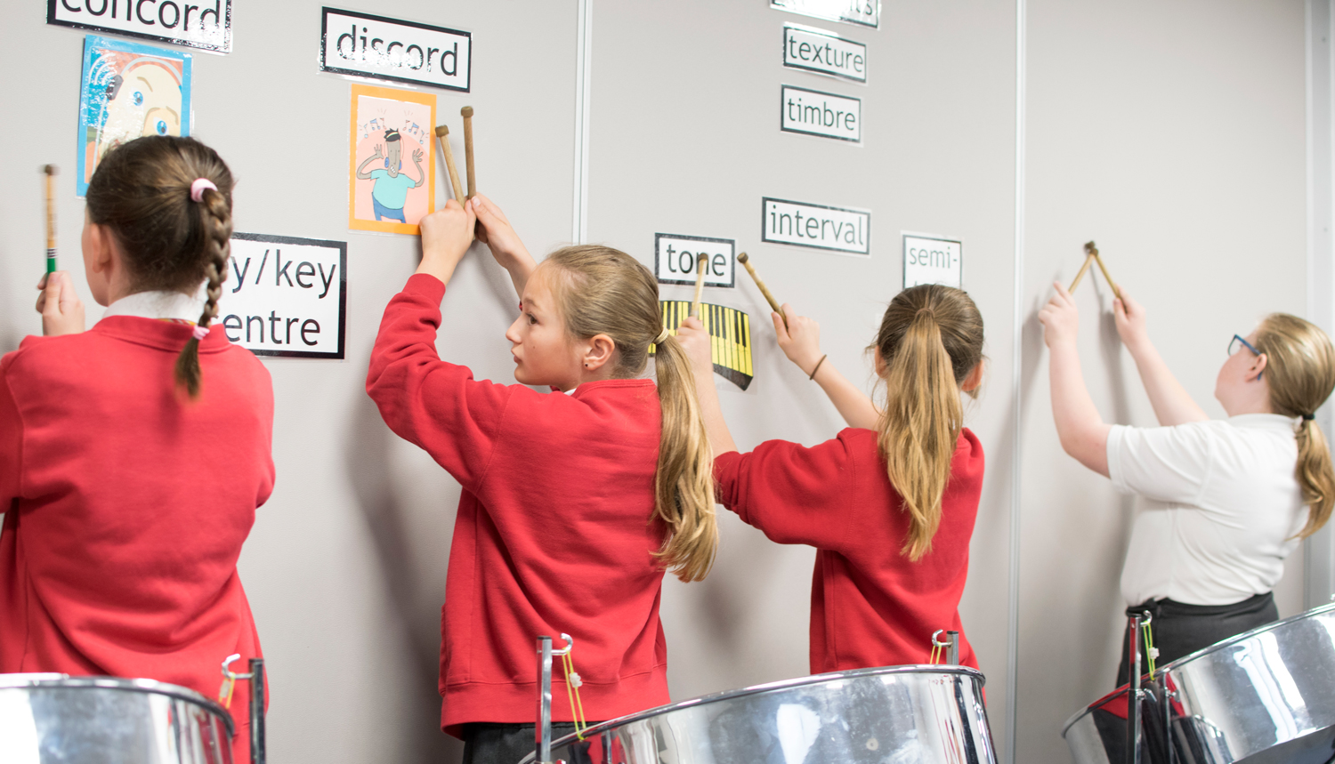 39495 ways music education could be improved in primary schools
