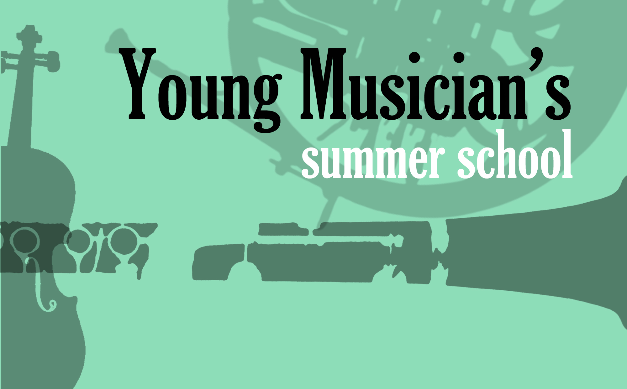 4209Young Musician's Summer School