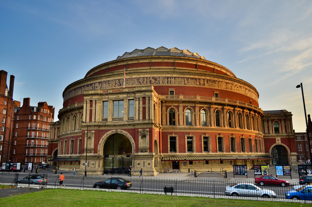136Performance at the Royal Albert Hall – Movie Mash Up