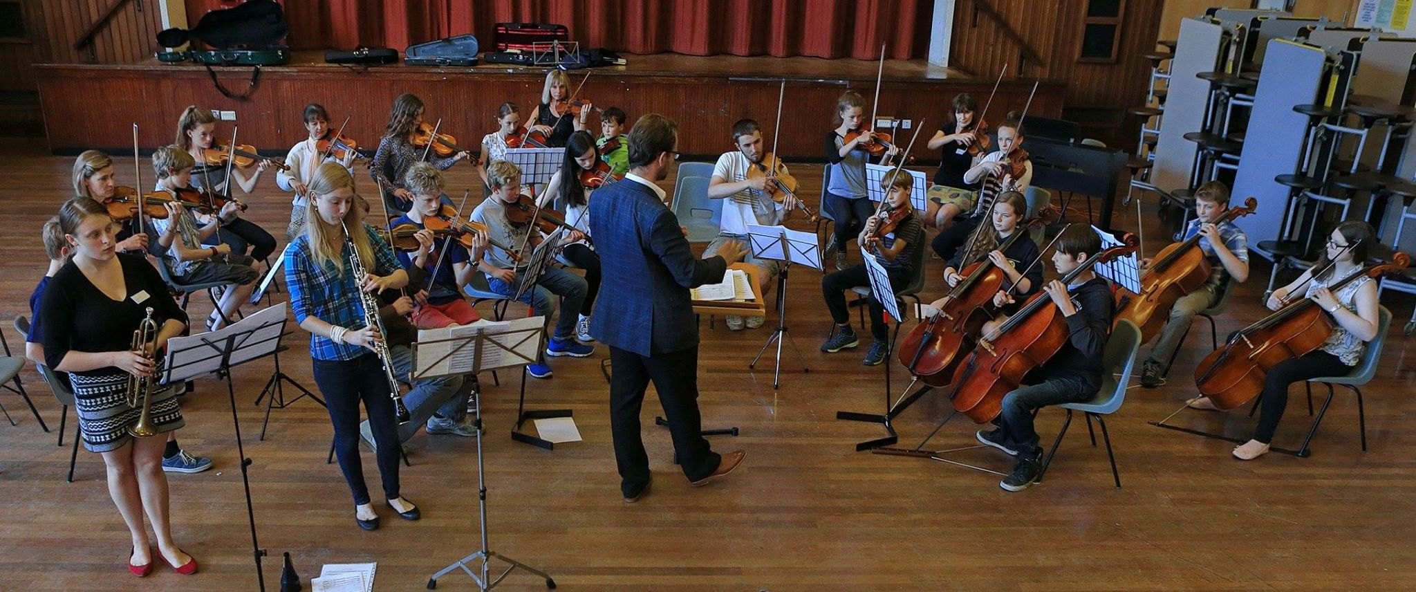 2435Broadstone Music Series launch inaugural summer school to great success
