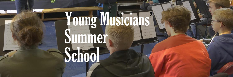 6205Young Musicians' Summer School