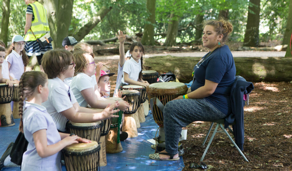 Meet a Musician: Felicity Mullins, Percussionist